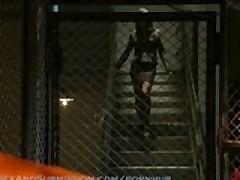Надсмотрщице Роксане пришлось испытать изощренные пытки мести