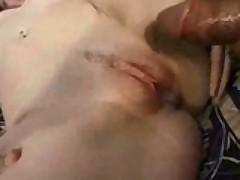 Zhestkaja video-narezka suchek nafarshirovannyh gorjachej spermoj