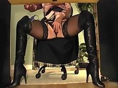 Videopodborka sekretarsh masturbirujuwih na rabochem meste