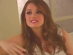 Shikarnaja porno aktrisa Tori Blek v dikoj i hardkornoj porke