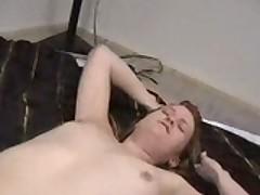 Zrelye blondinki-lesbijanki lizhut mokrye pjozdy drug u druga