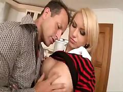 Сексуальная девченка с папиком
