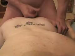 Бисексуальная четверка с татухами и пирсингом