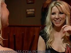 Obmen opytom mezhdu dvumja BDSM lesbijanochkami