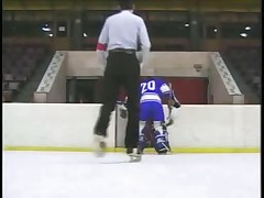 Полина Полянская, хоккей, Часть 4 из 5