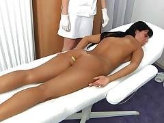 Летиция гинекологический экзамен