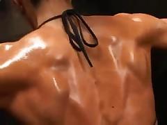 Такасе Мидори - японская мускулистая сексмашина