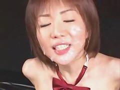 Японские студенты любящие буккакэ