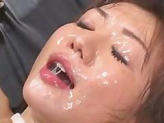 Japonskie studenty ljubjawie bukkakje