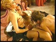 Гламурное классическое порно