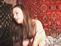 18ti letnjaja krasotka poluchaet zarjad spermy v lico