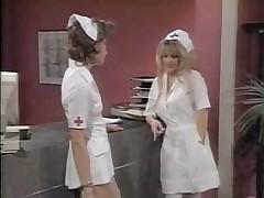 Винтажное порно  с медсестрой
