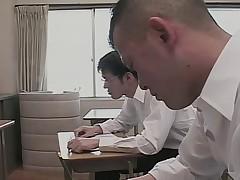 Gorjachaja uchilka iz Japonii