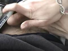 Seks v svingerov v mashine
