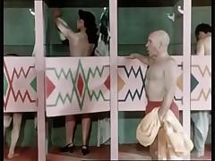 Обнаженные в классчических французских фильмах 1954 года