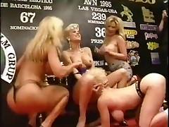CMNF вечеринка в Барселоне