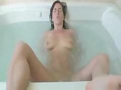Оргазм в джакузи