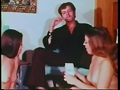 Классическое американское порно семидесятых