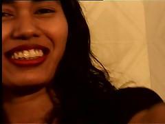 Маи - Индианка с волосатой пиздой в душе