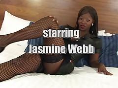 Черная медсестра Жасмин