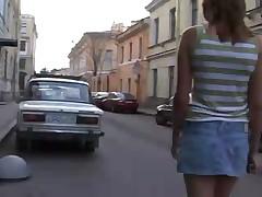 Русская девушка подросток