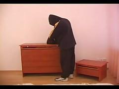 Tolstushka Irina s bol'shimi sis'kami