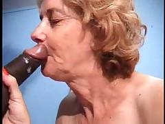 Ginekolog i zrelaja francuzhenka Agnessa