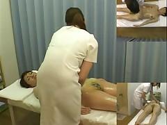 Podgljadeli za massazhem