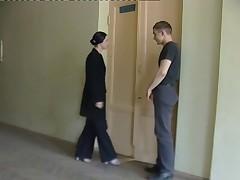 Studentochka masturbiruet