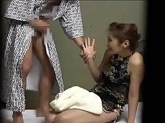 Podgljadyvanie za jeroticheskim massazhem