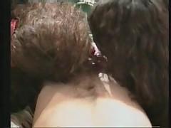 Французское ретро порно