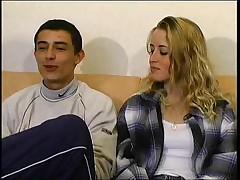 Кастинг на французское анальное порно
