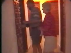 Когда бабушка вернулась домой