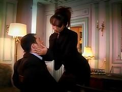 Seks v ofise s pornozvezdoj