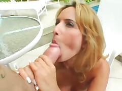 Brazil'janka vyebana v anal