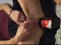 Бутылка в заднице