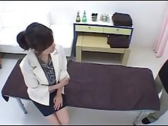 Mirej Siratori - snjatyj skrytoj kameroj massazh