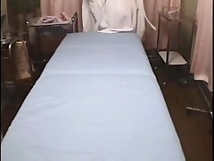 Скрытая камера. Оргазм при массаже