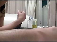 Горячий азиатский массаж в масле и хардкор