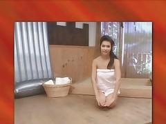 Massazh v masle ot aziatki Marii Ozava