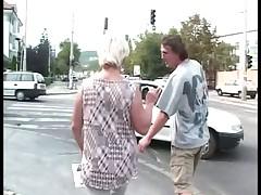 Анальный секс немецкой бабушки