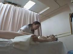 Massazh dlja japonskoj krasotki