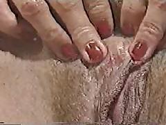 Masturbacija starushki s volosatoj kiskoj