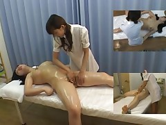 Podgljadyvanie za aziatskim massazhem