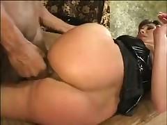 Секс с латинкой