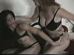 Скарлет и София силовой массаж