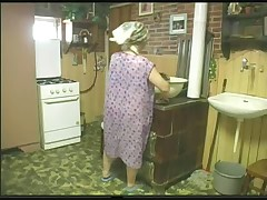 От радости бабушки