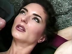 Винтажное видео с подглядыванием