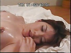 Азиатский сексуальный массаж  в масле