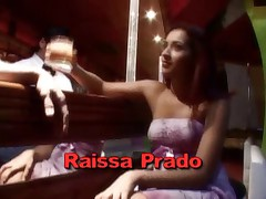 Съем в бразильском баре